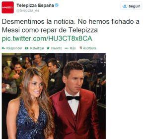 Telepizza-Messi